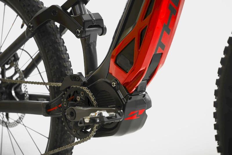 Aufnahme des Steps E8000 im MIG von Thok e-Bikes