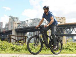 BionX Antrieb im OHM Sport e-Bike
