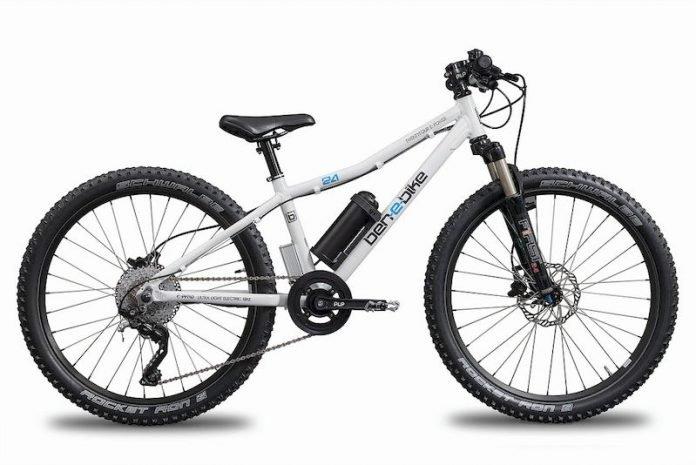 Ben-e-Bike 24 mit Federgabel