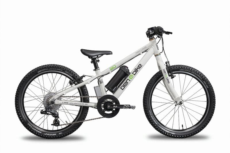 Kleiner 175Wh Akku im Ben-e-Bike 20