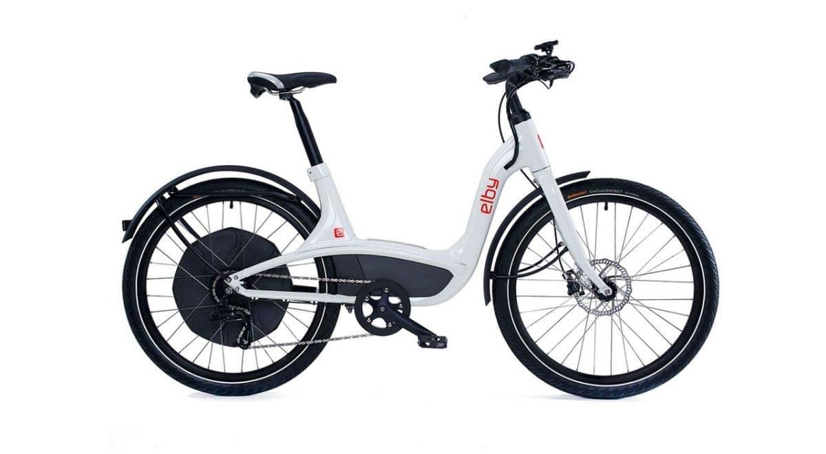 Elby e-Bike mit BionX Hinterradantrieb