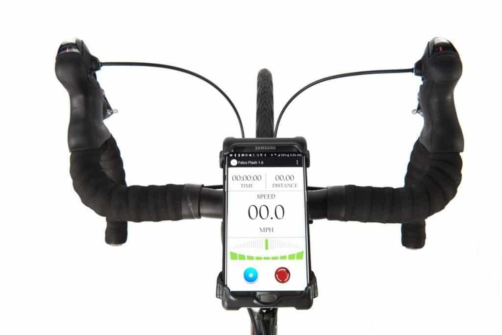Falco eDrive mit Smartphone Steuerung
