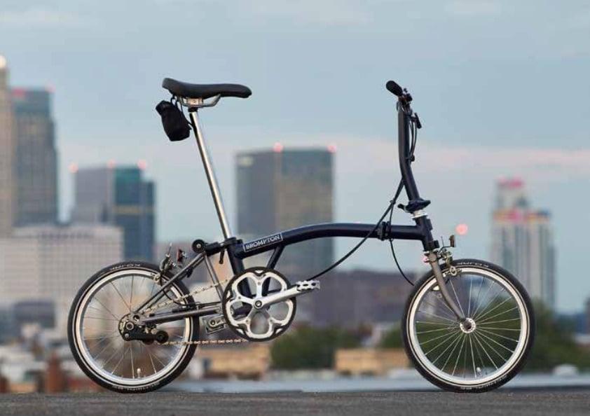 Brompton e-Bike soll nah am Original sein