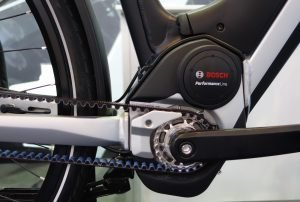 Gates Carbon Drive mit Bosch Performance Line