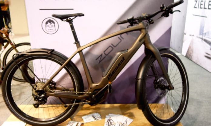 geschliffener diamant neues zouma e bike ebike. Black Bedroom Furniture Sets. Home Design Ideas