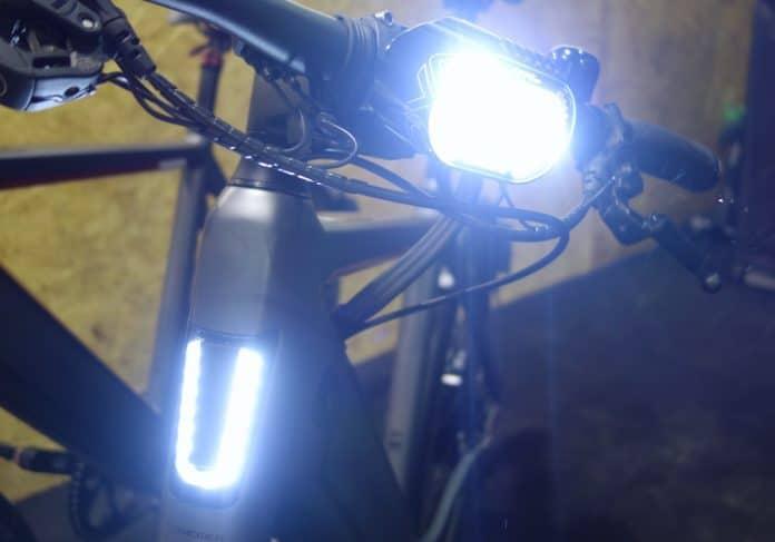 Lichtanlage Stromer eBike StVZO konform