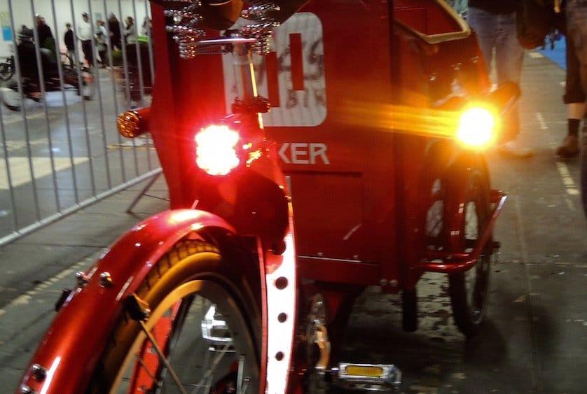 Rückleuchte Cargo-e-Bike erlaubt nach Änderungen StVZO 2017