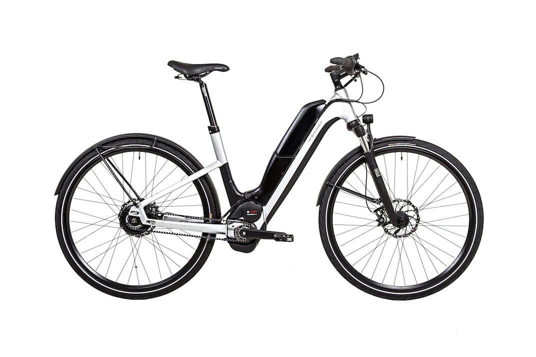 City e-Bike UD1 von HNF Heisenberg