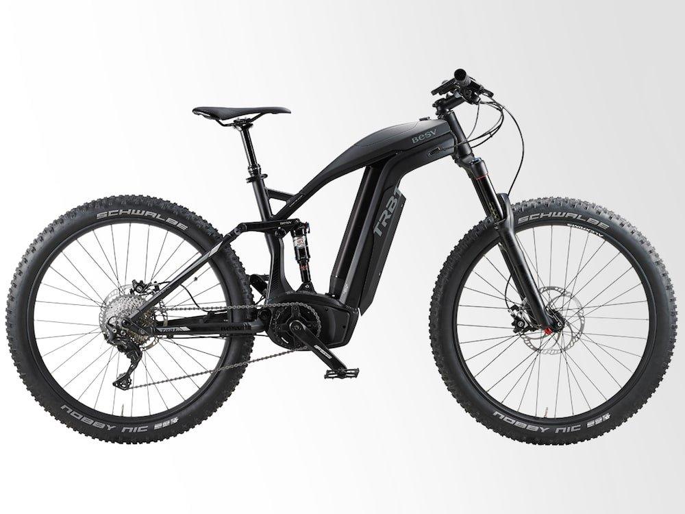 neues besv emtb trb1 mit brose motor ebike. Black Bedroom Furniture Sets. Home Design Ideas