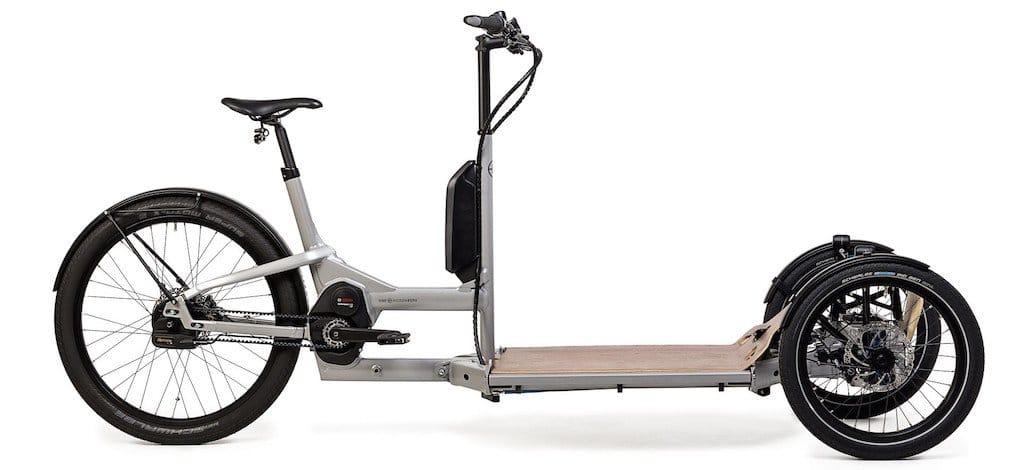 CD1 Cargo-e-Bike von HNF Heisenberg