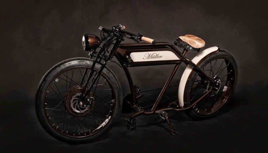Boardtracker Custom e-Bike