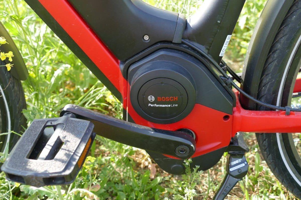 Bosch Performance Line im UD1 e-Bike