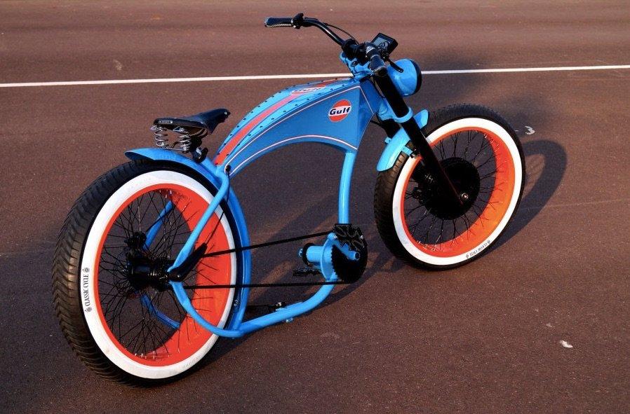 E-Bike Mod. 2016