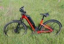 UD1 Unisex City-e-Bike im Test