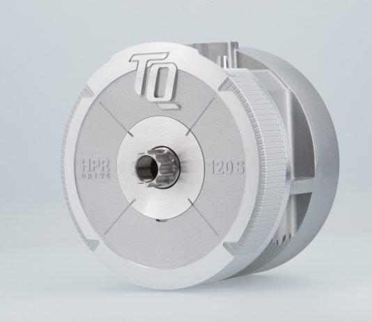TQ e-Bike Antrieb TQ120S mit Harmonic Pin Ring