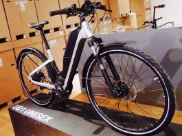 UD1 Unisex e-Bike von HNF HEISENBERG