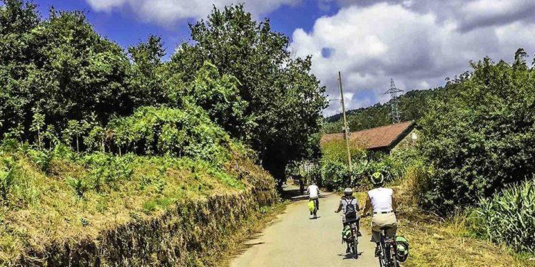 Unterwegs im Belvelo e-Bike Urlaub