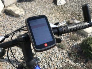 Falk im ACV Fahrrad-Navi Test