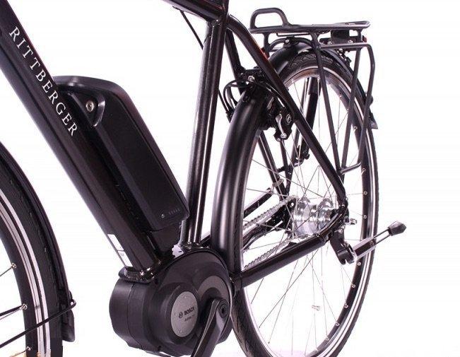 Rittberger e-Bike Detail