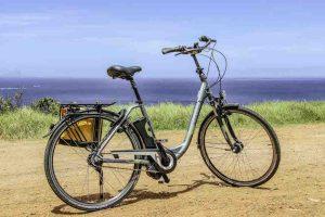 Trekking Modell für die e-Bike Reise