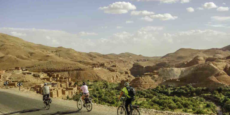 e-Bike Reisen in Marokko mit Belvelo