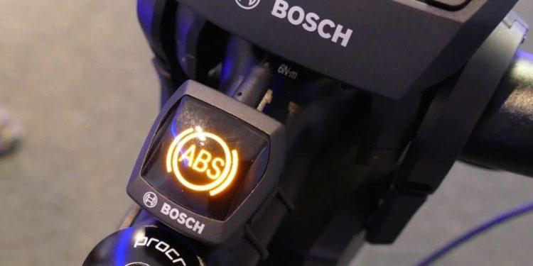 Bosch eBike ABS Kontrollleuchte