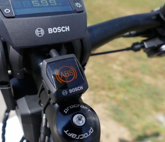 ABS Leuchte von Bosch 2018