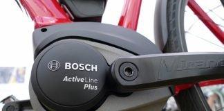Bosch Active Line 2018 Plus e-Bike Antrieb