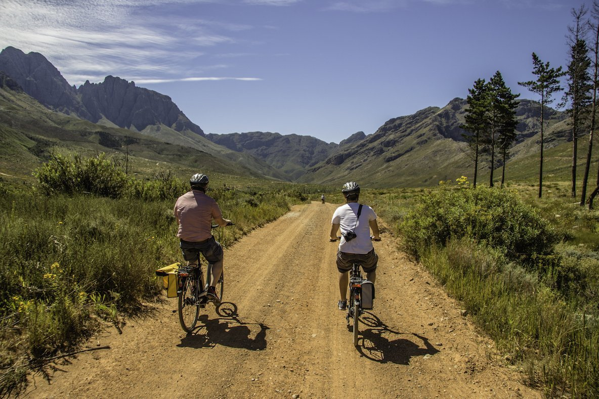 E-Bike Reise, Foto: Belvelo - Felix Willeke