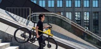 Electrified X e-Bike VanMoof Japan