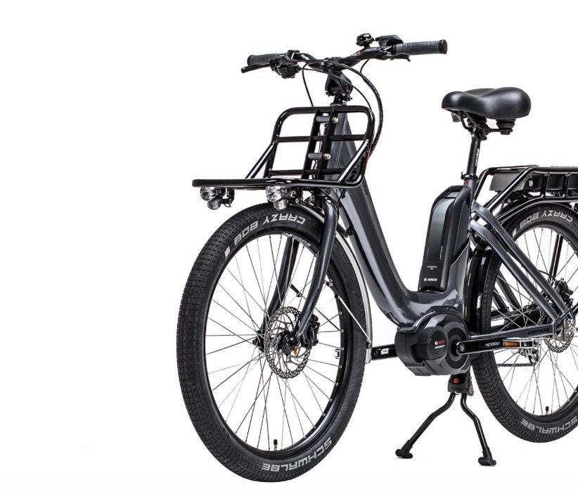 gepida cargo e bike f r die industrie ebike. Black Bedroom Furniture Sets. Home Design Ideas