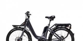 Gepida Cargo e-Bike Seitenansicht