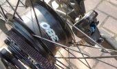 NuVinci 380SE Nabenschaltung mit Gates Karbonriemen