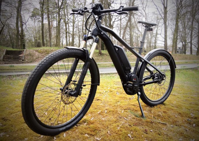xd1 urban test e mtb hardtail f r die stadt ebike. Black Bedroom Furniture Sets. Home Design Ideas