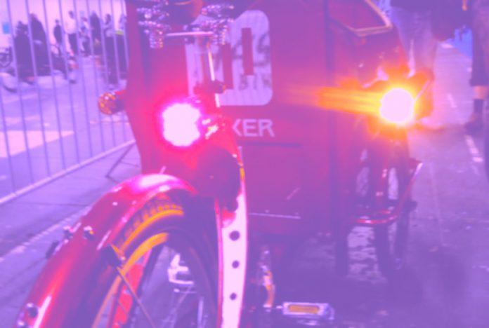 Rückleuchte für Cargo-e-Bikes