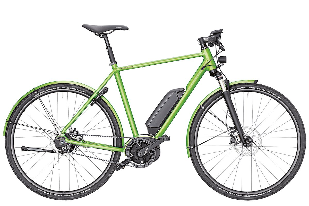 Riese & Müller 2018_Roadster_urban_electric-green-metallic
