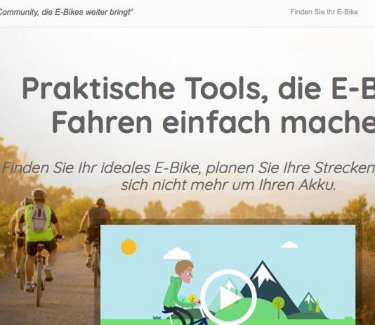ebikemaps Startseite