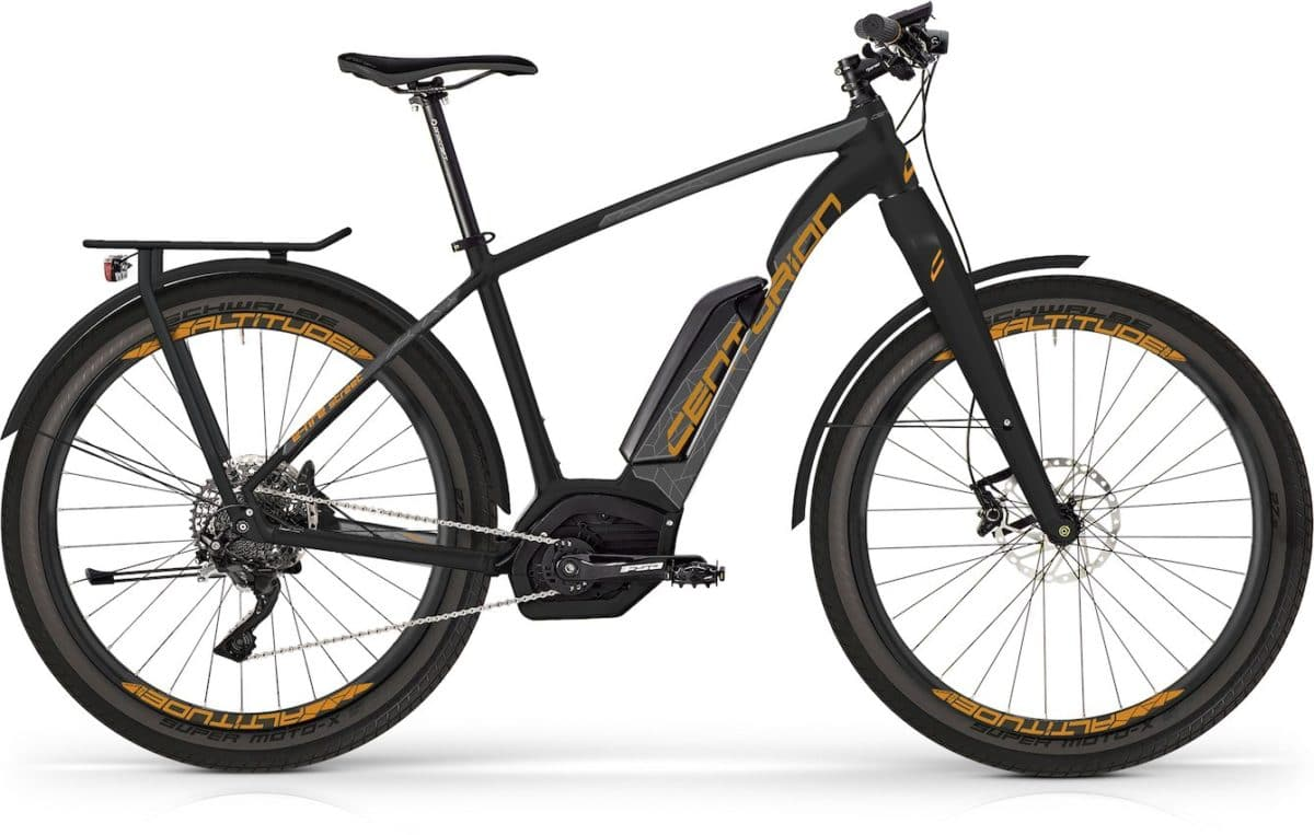 centurion e bikes 2018 power f r stadt und land ebike. Black Bedroom Furniture Sets. Home Design Ideas