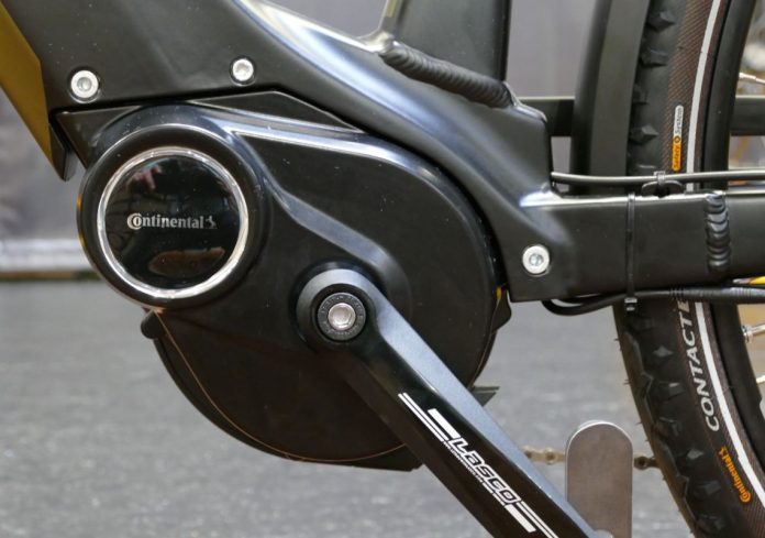 Continental 2018 48V-Antrieb