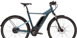 HNF HEISENBERG MD1 e-Bike gewinnen