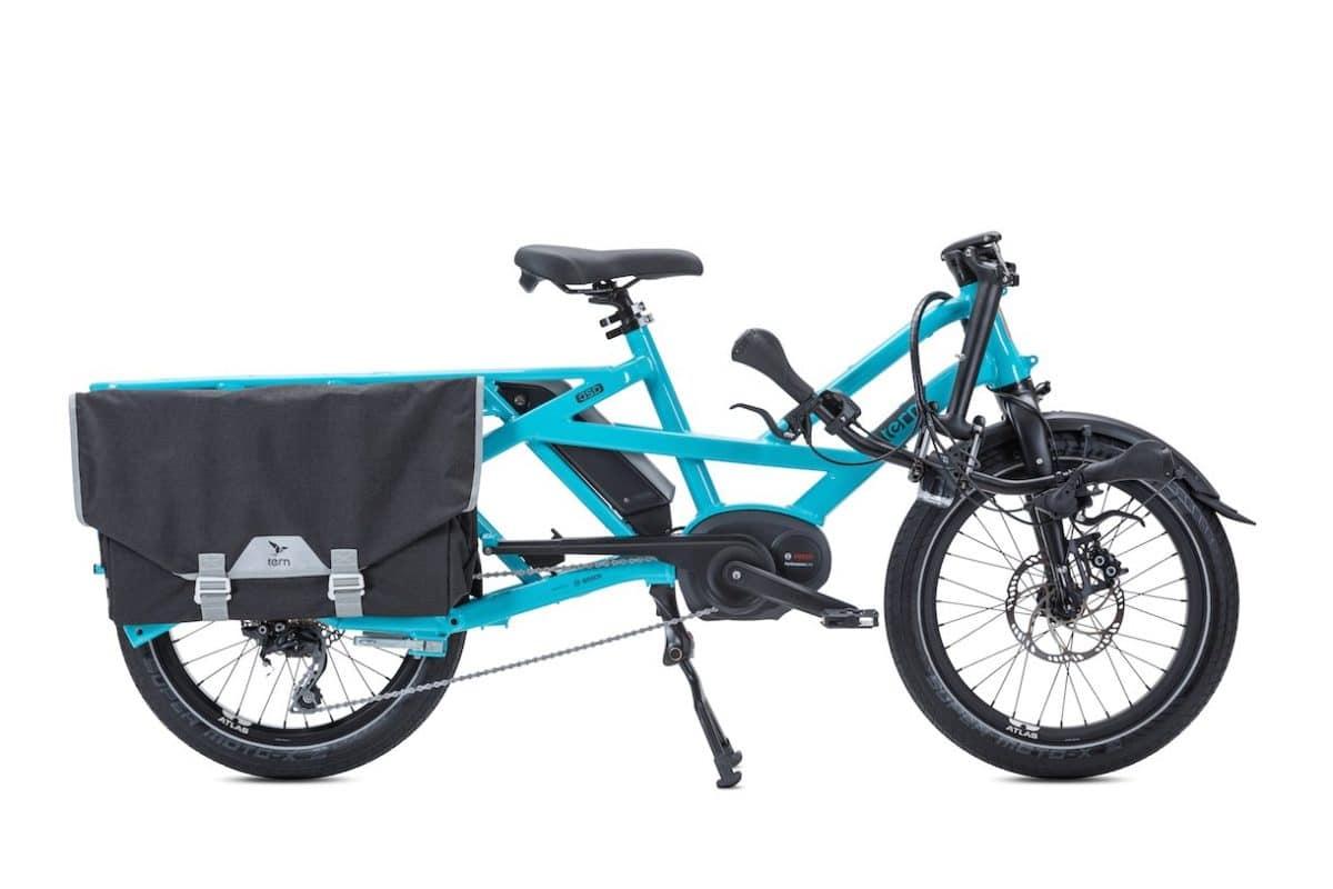 Kompaktes Cargo-e-Bike GSD