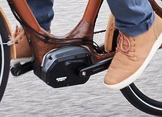 my volta e-bike von my boo mit shimano motor