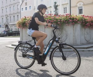 KTM e-Bikes 2018 City Ausschnitt