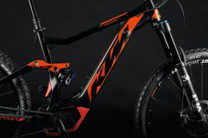 PowerTube 500 in den KTM e-Bikes 2018