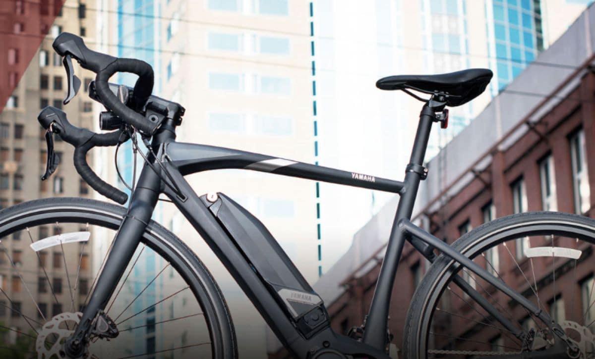 Yamaha e-Bikes 2018 Urban Rush Startbild