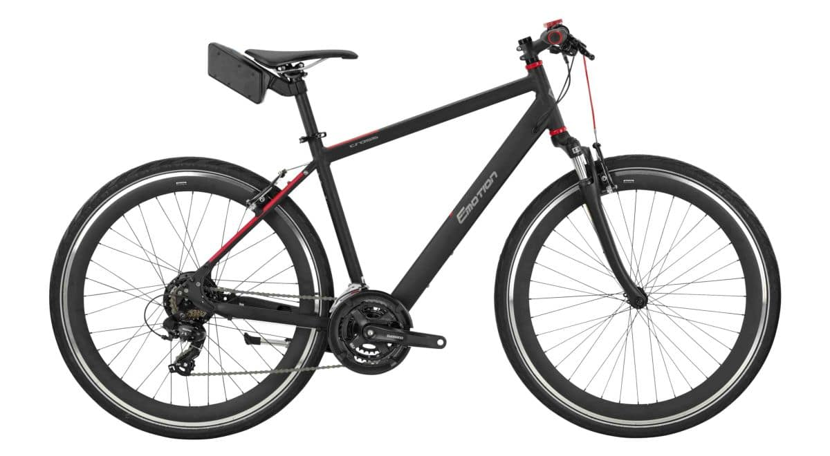 BH Bikes 2018 EasyMotion Easy Go Cross e-Bike