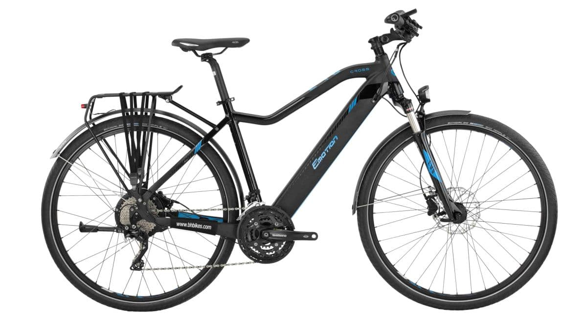 BH Bikes 2018 EasyMotion Evo Cross Pro e-Bike