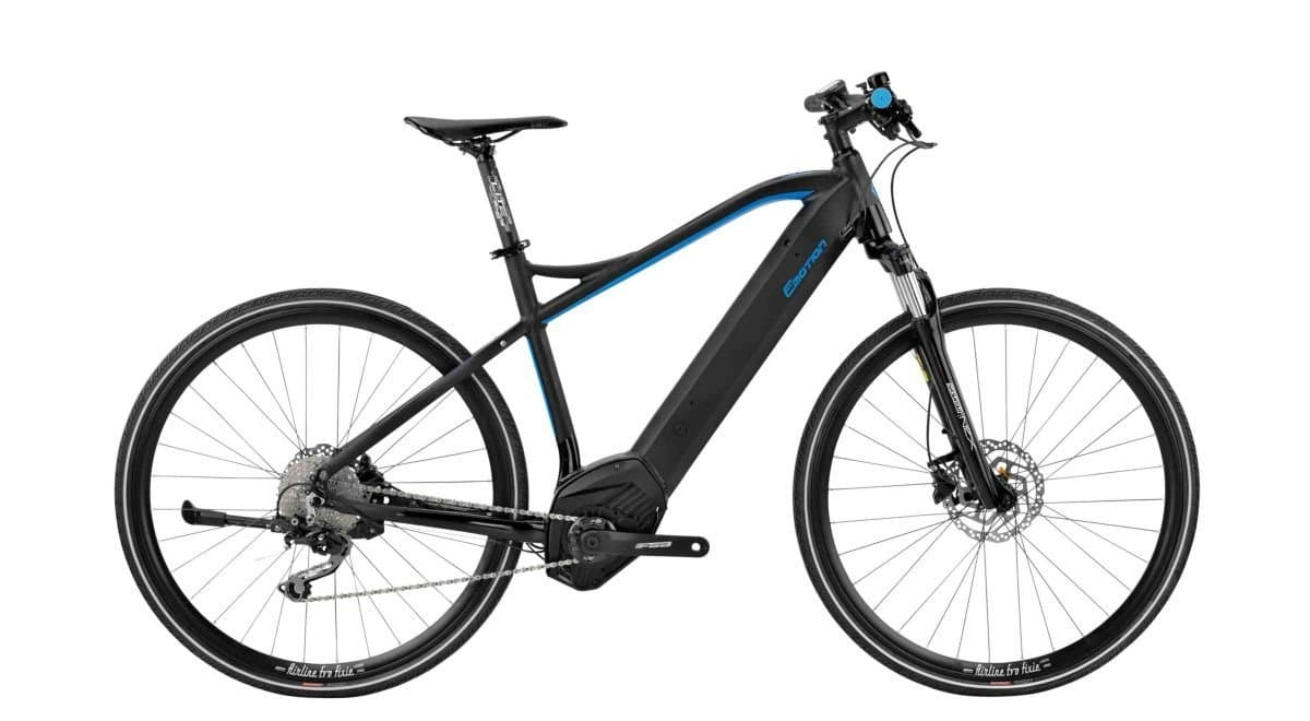 BH Bikes 2018 Xenion Cross e-Bike