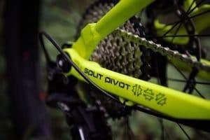 BH Bikes 2018 Xenion Lynx | 09 Split Pivot Hinterbau