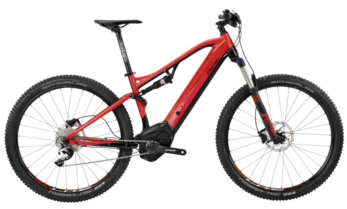 BH Bikes 2018 Xenion Lynx 5 29